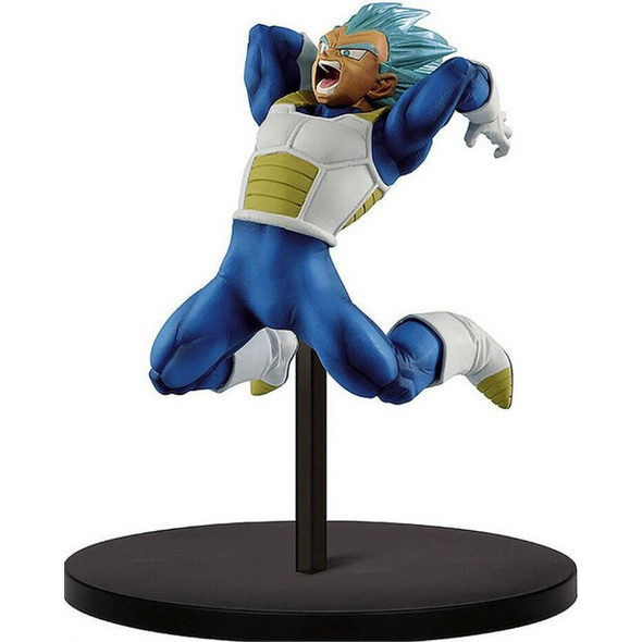 Dragon Ball Z - Figur Super Saiyan Vegeta Blau V7