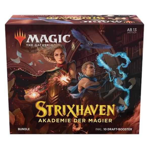 Magic the Gathering: Strixhaven - Akademie der Magier Bundle