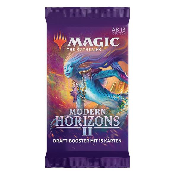 Magic the Gathering: Modern Horizons 2 Booster-Pack (zufällige Auswahl)