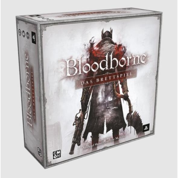 Bloodborn - Brettspiel