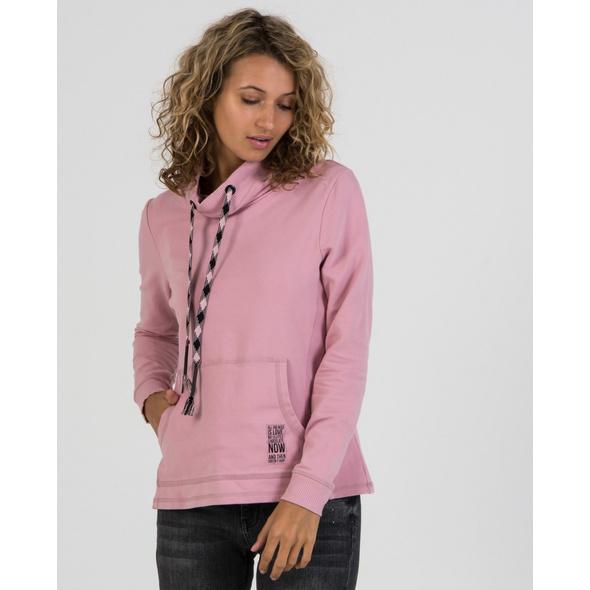 Sweatshirt mit Bauchtasche