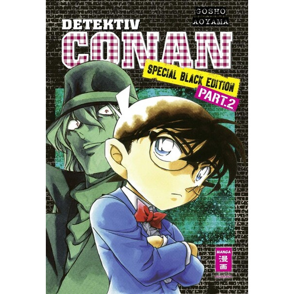 Detektiv Conan Special Black Edition - Part 2
