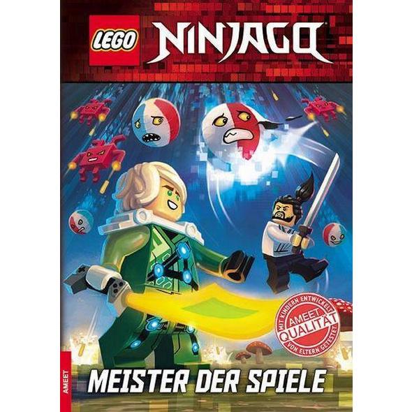 LEGO® NINJAGO® – Meister der Spiele