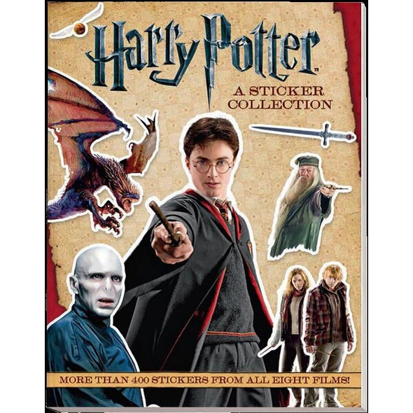 Harry Potter Stickerbuch