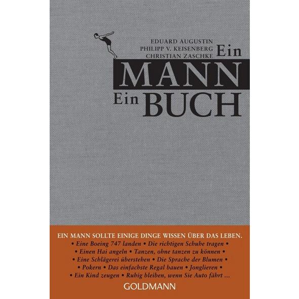Ein Mann ein Buch