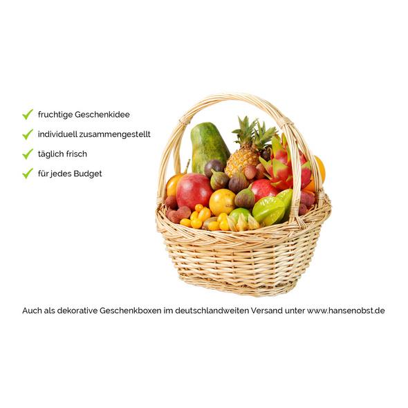 Obstkorb Helene Frucht