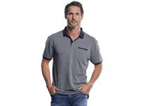 Sportives Poloshirt mit angesagten Kontrastdetails