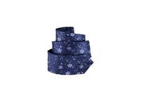 Hochwertige Krawatte mit Blumenmuster