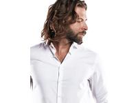 Hemd aus merzerisierter Qualität
