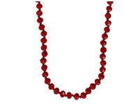 Kette - Red  Glass