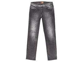Verwaschene Stretch-Jeans