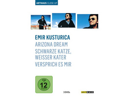 Emir Kusturica  [3 DVDs]