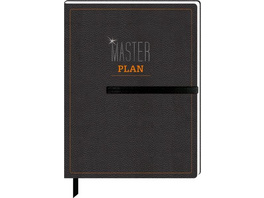 Notizbuch - Masterplan