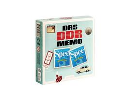 Anaconda 00937 - DDR, Das Memo-Spiel, Kartenspiel