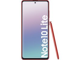 "Samsung Galaxy Note 10 Lite (128GB) aura red (6,7"" Display, 128 GB Speicher, 6 GB RAM, 32 MP...)"