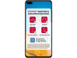 "Huawei P40 (128GB) silver frost (6,10"" Display, 128 GB Speicher, 8 GB...)"